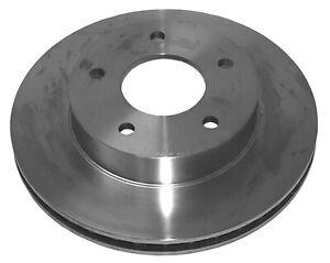 Disc Brake Rotor-Non-Coated Rear Right ACDelco Advantage 18A50A