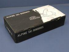 Tyrolia SP 10 Sympro ABS Ski Bindings w/o Brake Solid Black/Anthracite 111566