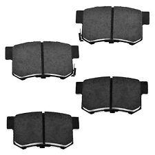 REAR BRAKE PADS for HONDA ACURA LEGEND RDX RL TL CIVIC CR-V ELEMENT Premium Pads