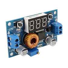 DC-DC Adjustable Step-Down Converter Power Supply Module 5A 75W Display