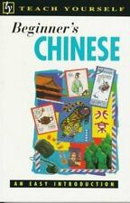Teach Yourself Beginner's Chinese : An Easy Introduction, Scurfield, Liz, Song,