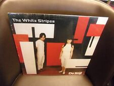 White Stripes De Stijl 2002 LP V2 Records Sealed Notice UPC In Different Spot