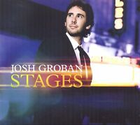 Stages - Josh Groban CD Sealed ! New ! 2015 !