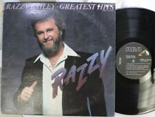 Country Lp Razzy Bailey Greatest Hits On Rca