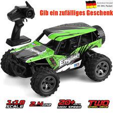 RC Rock Crawler Ferngesteuertes Auto Monster Truck Offroadcar Kinder Spielzeug