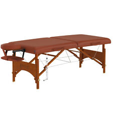 """Master Massage 28"""" Inch Fairlane Therma Top Portable Table Bed Package"""