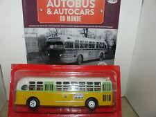 COLLECTION AUTOBUS DU MONDE  LE GM TDH -3610 ROSA PARKS  1955 N° 22