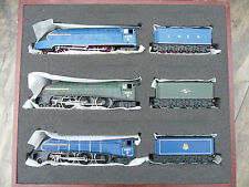 BACHMANN CLASS A4 SET OF 3 COMMONWEALTH OF AUSTRALIA LOCOMOTIVES OO GAUGE BOXED