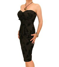 New Fully Lined Bustier Dress - Knee Length