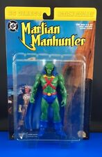 "DC Direct Martian Manhunter 6"" Action Figure 2001 JUSTICE LEAGUE"