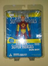 Legion of Super Heroes Sun Boy DC Direct action figure