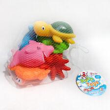 Toi-Toys 71838 - Badespielzeug Sealife 6 Stück in Netz Wasserspielzeug ? B-Ware