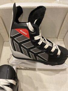 Lake Placid WIZARD 400 Adjustable Skate Black Size Youth 10 -13
