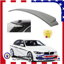 FIT FOR 2012-18 BMW F30 3-SERIES SEDAN 4DR AC STYLE ABS REAR ROOF SPOILER WING