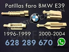 Patillas Reguladores faros bmw e39 SERIE 5 HALOGENOS XENON ANGEL EYES 1996-2004