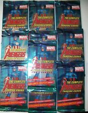 2006 Rittenhouse Archives The Complete Avengers 1963-Present lot of 10 packs