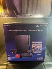 NEW Sony PlayStation 3 Slim Move Bundle 320GB NEW & SEALED