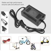 110-240V EU Plug 36V Battery Intelligent Charger for Electric Bicycle Scooter