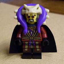 Lego Ninja Ninjago - Chen Figur mit Umhang Neu