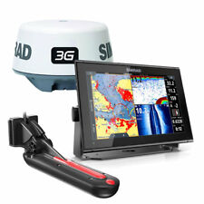 GO12 XSE ROW SIMRAD chartplotter + TOTALSCAN RADAR 3G display 12  000-14454-001