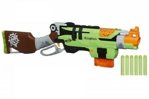 Nerf Zombie Strike - SlingFire Blaster - Hasbro