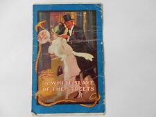1913 OSBORNE THEATRE MANCHESTER WILL H GLAZES CO ADVERT PLAY PRINTED POSTCARD