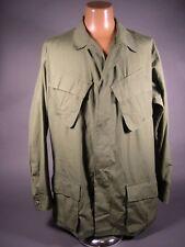 Vietnam War U.S. Military Jungle Jacket, LARGE SIZE, MINT