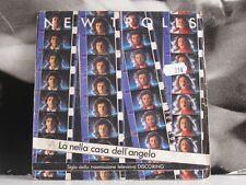 """NEW TROLLS - LA CASA DELL'ANGELO / IL TRENO 45 GIRI 7"""" SIGLA TV"""