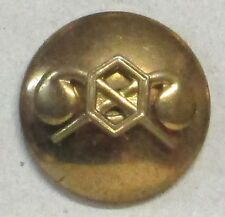 Chemical Dpt  - Disque de col Annees 50 - 60 -  US Army - Original Korea War era