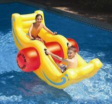 NEW Swimline Sea-Saw Rocker 9058 Fun for 2 Kids Pool Beach Lake Water
