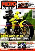 MOTO JOURNAL 1673 Essai KAWASAKI ER-6N MORINI 1200 Corsaro VOXAN 1000 Protwin
