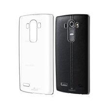 Funda Carcasa Transparente Air Gel TPU Anukku Para LG G4 + Protector
