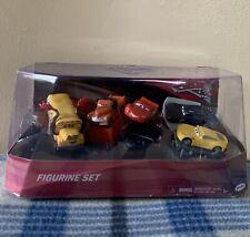 Disney Cars 3 Figurine 5Pc Figurine Set NEW!