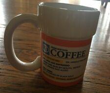 New listing Coffee Mug Cup Prescription Pill by Big Mouth Toys Ceramic 12 oz