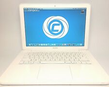 "Apple MacBook 13.3"" White Laptop -  A1342 MC516LL/A - 2.4GHz, 2GB Ram, 250GB HD"