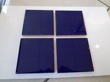COBALTO ROYAL BLUE KITCHEN WALL TILES 10 x 10cm PACK OF 50 TILES