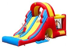 mega slide scivolo combo gonfiabile gonfiabili inflatable gonflable happy 9082 N