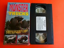 Secrets Of Monster Trucks (VHS)