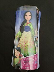 """Disney Princess Royal Shimmer Mulan Hasbro 11"""" Doll"""