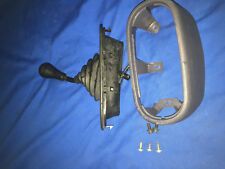 98 - 2001 Dodge Ram 4x4 Shifter and Boot with mount bolts screws used condtion