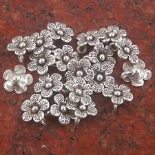 Two Pendants silver Karen Hill tribe 1256