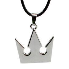 Kingdom Hearts Sora Crown Pendant Cosplay Necklace
