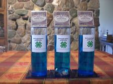 Wishing Well Land a Quarter charity donation boxes (Lot of Three)