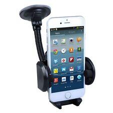Universele auto telefoonhouder Maclean Brackets MC-660 360 graden zuignapjes