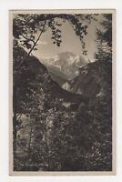 Switzerland, Die Jungfrau RP Postcard, B203