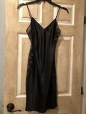 New Victoria Secret Lingerie, Sexy Night Gown, Size S, Black, Lace