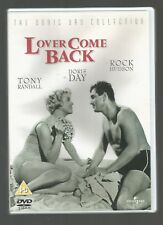 LOVER COME BACK - Doris Day / Rock Hudson / Tony Randall - UK REGION 2 DVD
