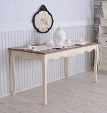 Grosser Esstisch shabby chic Tisch Tafeltisch Holztisch Küchentisch Landhausstil
