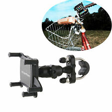 Vice Bike Stroller Motor Cycle Holder Mount IK-2070 For 4.3~5.3inch screen
