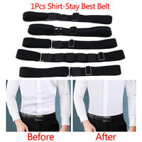 Shirt-Stay Best Shirt Stays Black Tuck It Belt Shirt Tucked Mens Shirt Stay ME